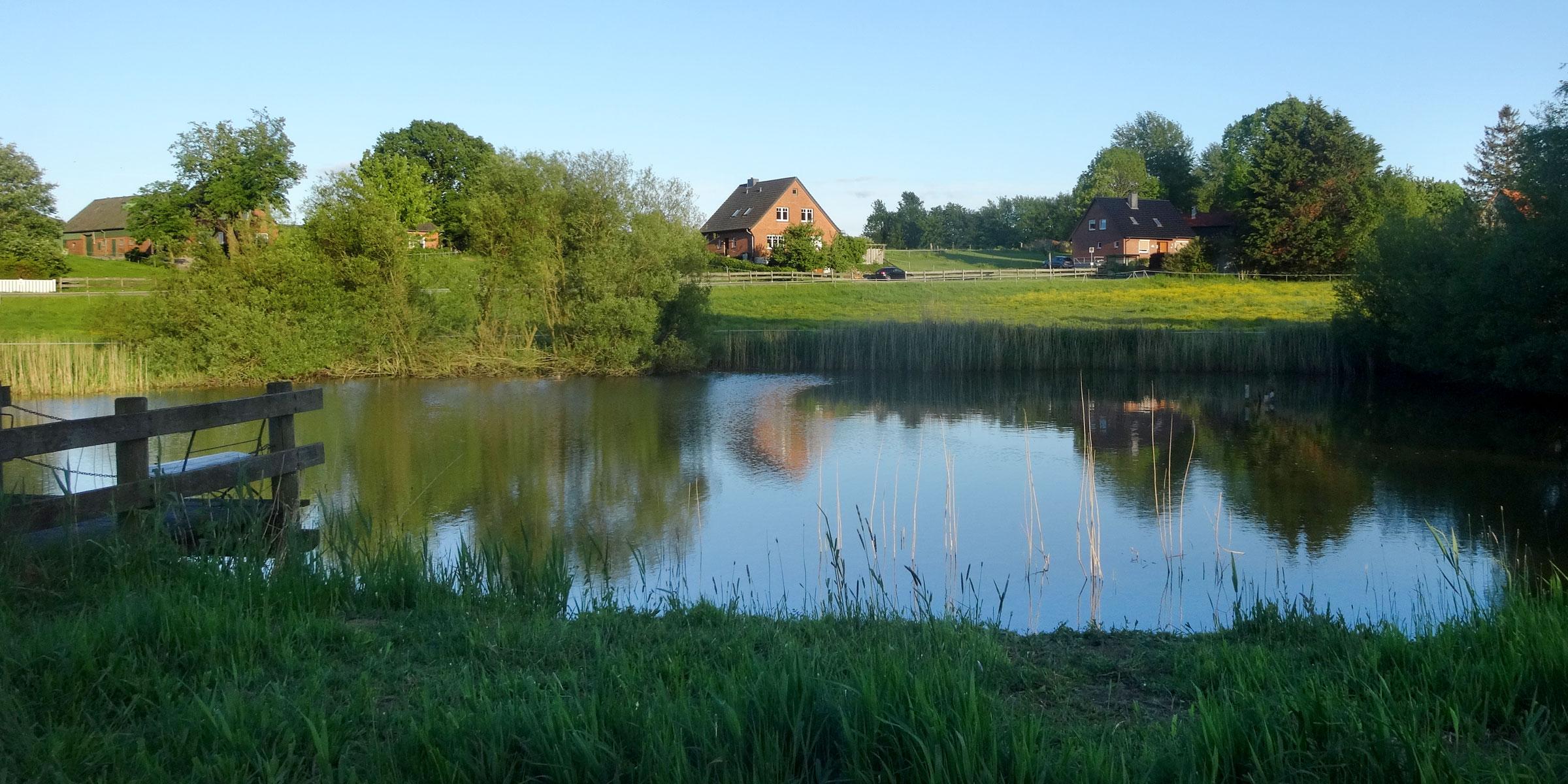 Dorfteich Grödersby